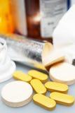 Пилюльки витамина Стоковое фото RF