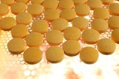 Пилюльки витамина Стоковое Изображение RF