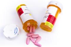 пилюльки лекарства Стоковая Фотография RF