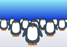 пингвины Стоковые Изображения
