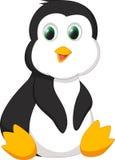 пингвин шаржа милый Стоковая Фотография RF