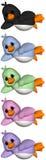 пингвин toon Стоковое Изображение RF