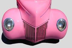 пинк автомобиля классицистический Стоковая Фотография RF