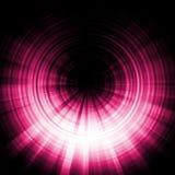 пинк влияния затмения Стоковые Фотографии RF