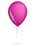 пинк воздушного шара Стоковые Изображения RF