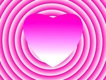 Пинк возлюбленн Стоковая Фотография RF