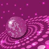 пинк диско Стоковое Изображение