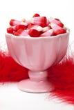 пинк мозоли конфеты Стоковые Фото