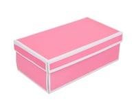 пинк подарка коробки Стоковая Фотография RF