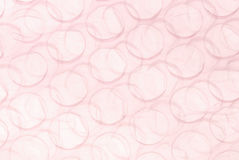 пинк пузыря предпосылки Стоковые Изображения RF