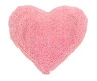 пинк сердца Стоковая Фотография RF