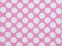пинк ткани ацетата Стоковая Фотография RF