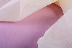 пинк ткани Стоковые Изображения RF