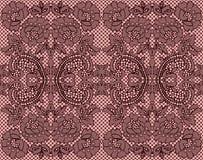пинк шнурка burgundy предпосылки безшовный иллюстрация штока