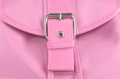 пинк backpack Стоковое Изображение RF