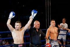 пинок боксеров Стоковая Фотография RF