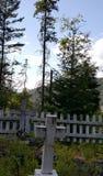 Пионерская могила Стоковое Изображение RF