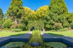 Пионерский сад женщин s мемориальный в королевских ботанических садах Стоковое Изображение