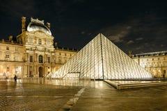 Пирамида жалюзи вечером стоковые фото