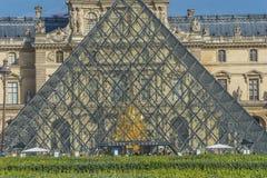 Пирамида конца жалюзи вверх стоковая фотография