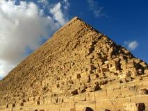 пирамидка Египета giza большая Стоковые Изображения RF