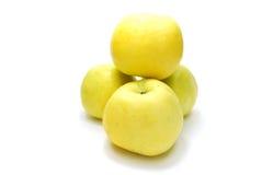 пирамидка яблок Стоковые Фото