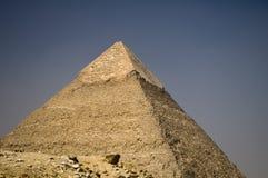 пирамидка giza большая Стоковое Фото