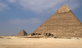 пирамидки Стоковая Фотография RF