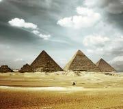 пирамидки стоковые фото
