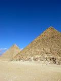пирамидки 2 Египета giza Стоковая Фотография RF