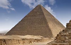 Пирамидки od Египет Стоковое Изображение