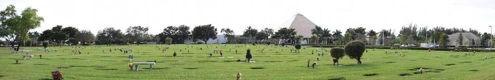 Пирамида в Флориде в взгляде панорамы Стоковое Изображение