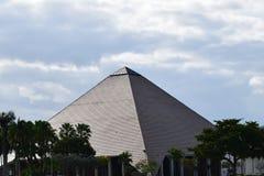 Пирамида в Флориде Стоковое Изображение