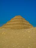 Пирамида шага Djoser Стоковые Изображения