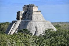 Пирамида Adivino Стоковые Фотографии RF