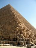пирамидка Стоковые Фото