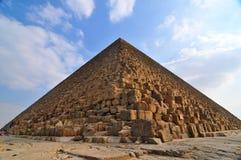 пирамидка giza большая Стоковые Фото