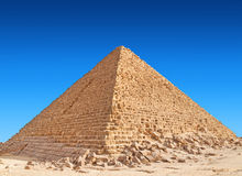 пирамидка giza Стоковые Фотографии RF