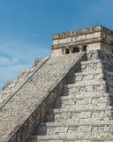 Пирамидка Kukulcan Стоковое Изображение
