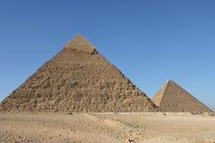 Пирамидки Стоковое фото RF