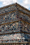 пирамидки teotihuacan Стоковые Фотографии RF