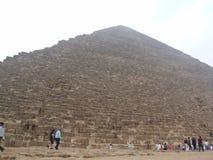 Пирамиды Гизы Стоковое фото RF
