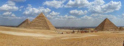 Пирамиды Стоковое Фото