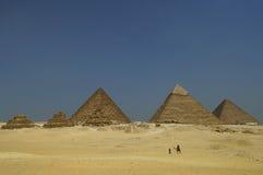 Пирамиды Стоковое фото RF