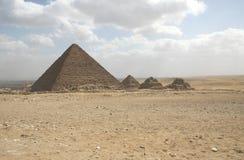 Пирамиды Стоковое Изображение RF