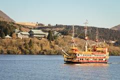 Пиратский корабль стоковое изображение