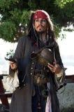 пират капитана Стоковое фото RF