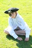 пират мальчика Стоковое фото RF