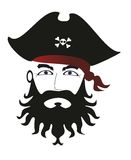 пират Стоковые Изображения RF
