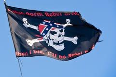 пират s флага Стоковые Изображения